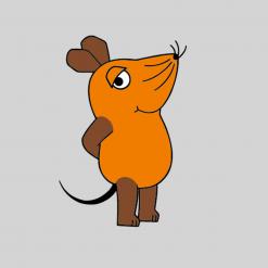 Die Maus© - Individuelle Fanartikel