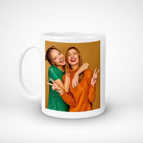 Wir bedrucken Tassen mit Ihrem persönlichen Motiv
