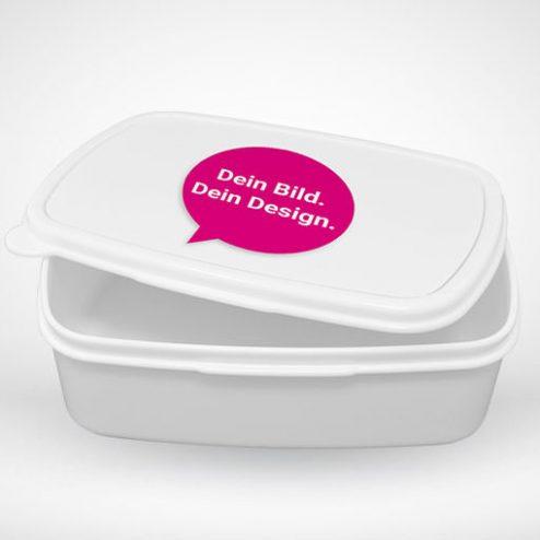 Gestalten Sie jetzt Ihre persönliche Brotdose online ganz individuell!