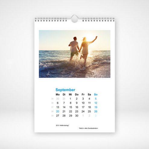 Fotokalender und Wandkalender online gestalten und drucken