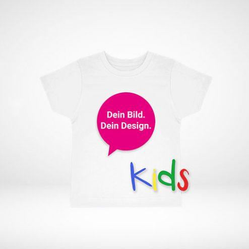 Kinder-Shirts ganz einfach online gestalten und schnell drucken!