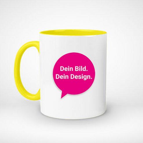 Tasse Intone farbig online gestalten und blitzschnell drucken!