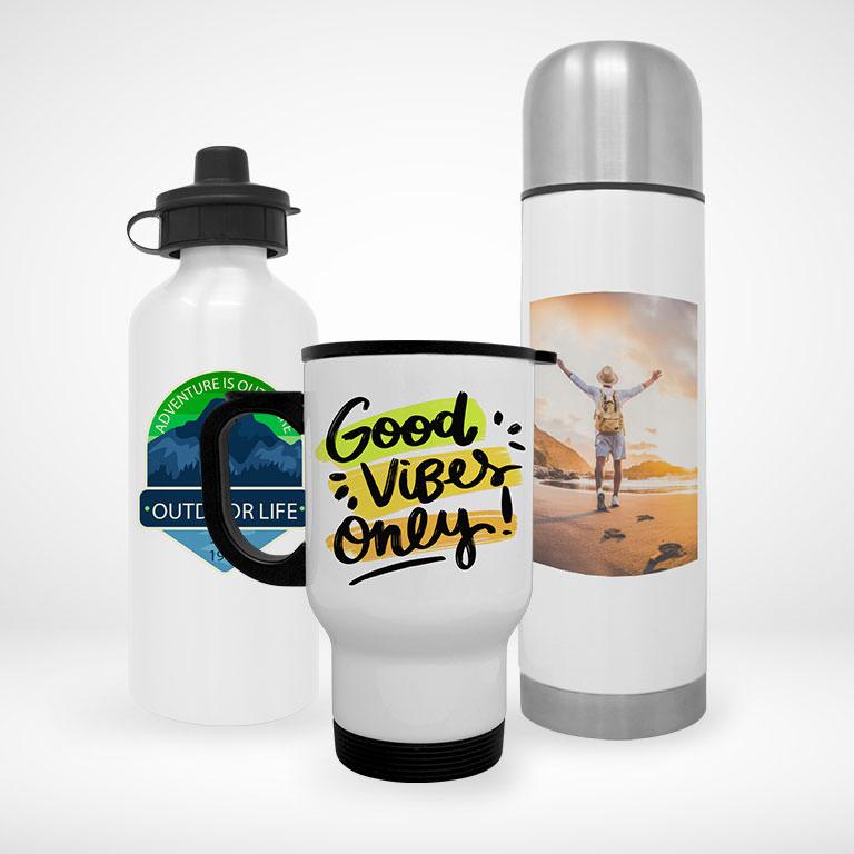 To-Go-Produkte bedrucken