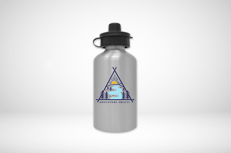 Gestalten und bestellen Sie Ihre Trinkflaschen bequem online!