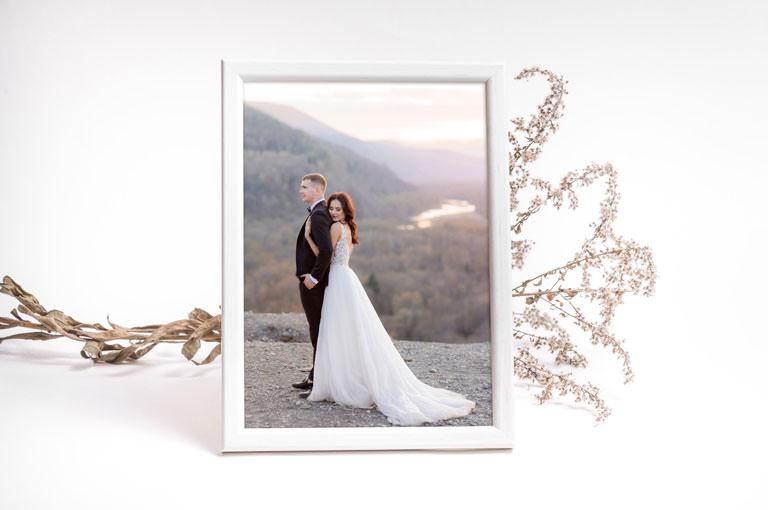 Drucken Sie Ihre Fotos im Din-Format aus