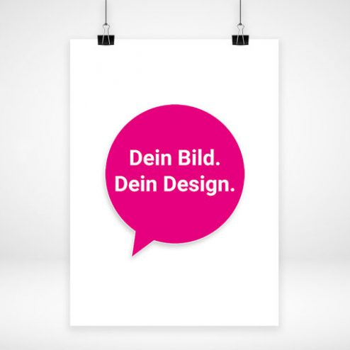 Poster in Din-Formaten online Drucken