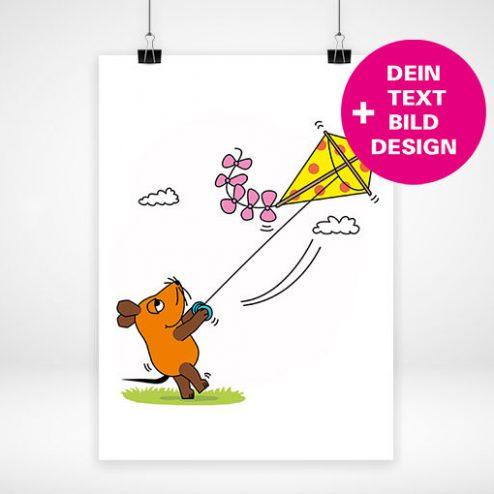 Die Maus©-Poster in Din-Formaten online drucken