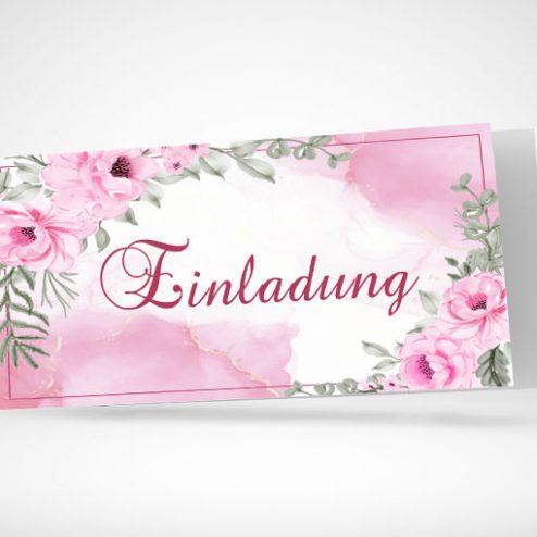 Hochzeitskarten im Din Lang-Format!