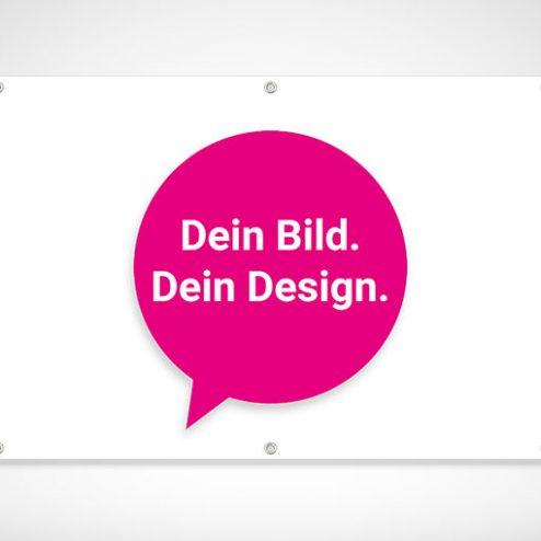 PVC-Banner online gestalten und drucken