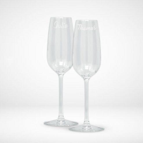 Gestalten Sie jetzt Ihren eigenes Sektglas online!